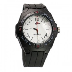 Orologio analogico Arma (13OR49083BN)-Nero/Bianco