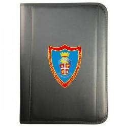 Cartella Portablocco Arma Carabinieri-Comando Interregionale Podgora (15PB0625_IPD)