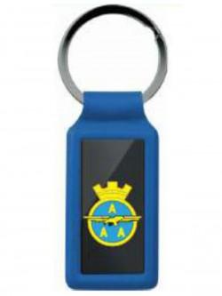 Portachiavi rettangolare Associazione Arma Aeronautica