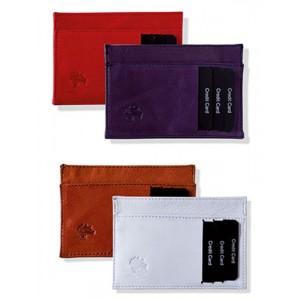 Portacarte di credito in pelle Arma Carabinieri (00P4065)
