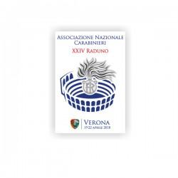 Magnete XXIV RADUNO NAZIONALE ANC (002332018)