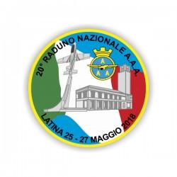 Magnete XX° Raduno Nazionale Associazione Arma Aeronautica