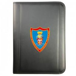 Cartella Portablocco Arma Carabinieri-Comando Interregionale Cualcaqualber (15PB0625_ICL)