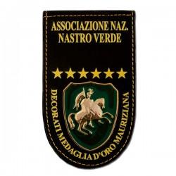 portalogo, mauriziani, Nastro Verde