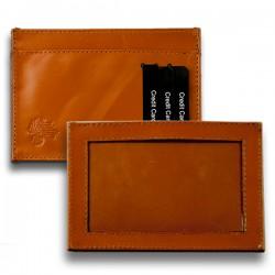 Portacarte di credito e tesserino in pelle Arma Carabinieri (00P4065B)