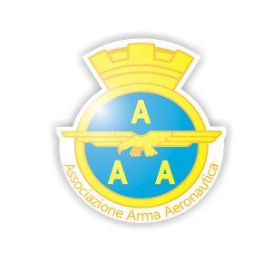 Adesivo Vetrofania Associazione Arma Aeronautica